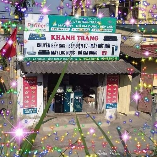 Cửa hàng bếp gas Khánh Trang
