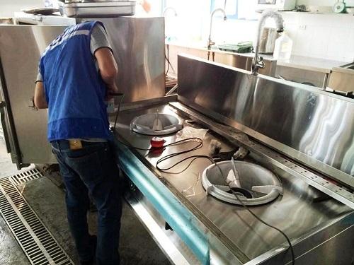 Chú ý sửa chữa bếp công nghiệp tại nhà