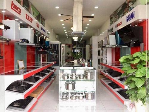Cửa hàng sửa bếp gas tại Hà Nội