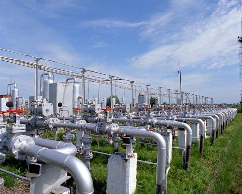 Hiện nay khí gas phát triển thịnh vượng
