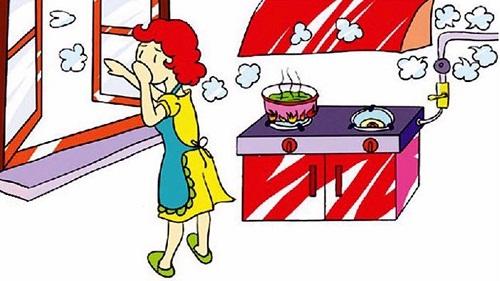 Rò rỉ khí gas là sự cố nguy hiểm