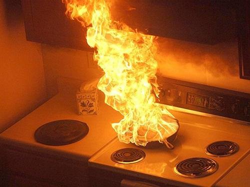 Sửa bếp gas nguồn lửa bất thường