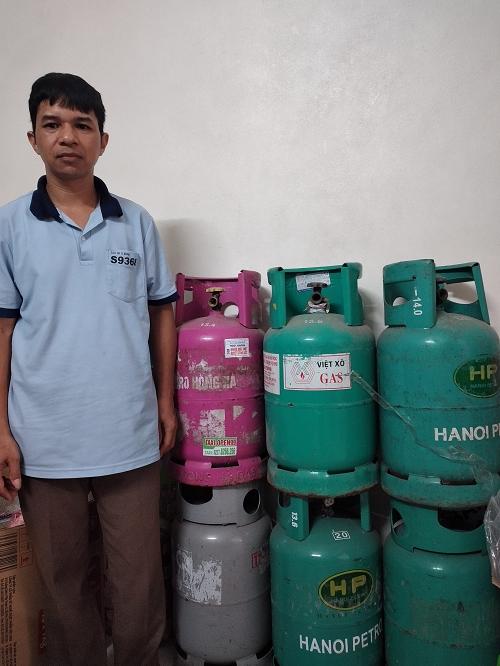 Sửa bếp gas, đại lý gas Ngọc Hinh