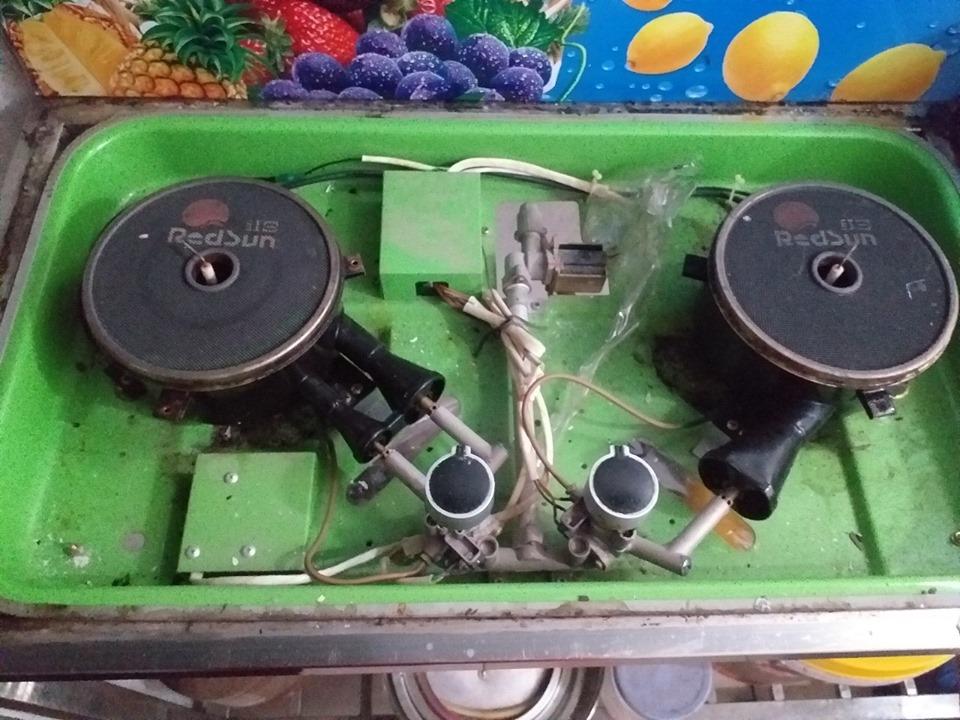 Sửa bếp gas tại Thanh Trì