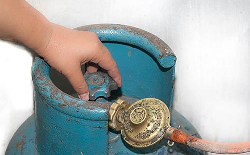 Khóa van gas an toàn